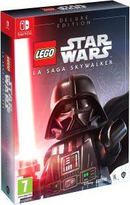 Lego Star Wars Saga Skywalker Edition Deluxe Switch