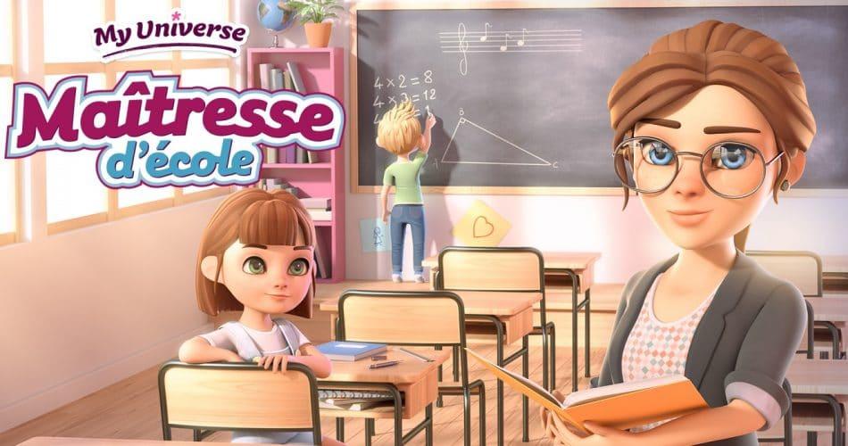 My Universe Maitresse Ecole