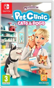 My Universe Pet Clinic Cats Dogs