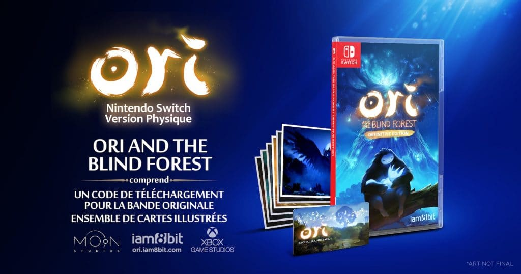 Ori And The Blind Forest Definitive Edition Pack