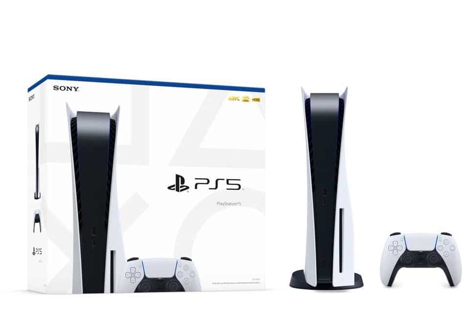 Playstation 5 PS5 Pack