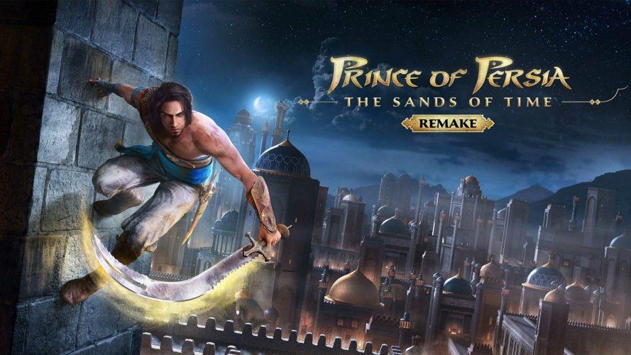 Prince Of Persia Sables Du Temps