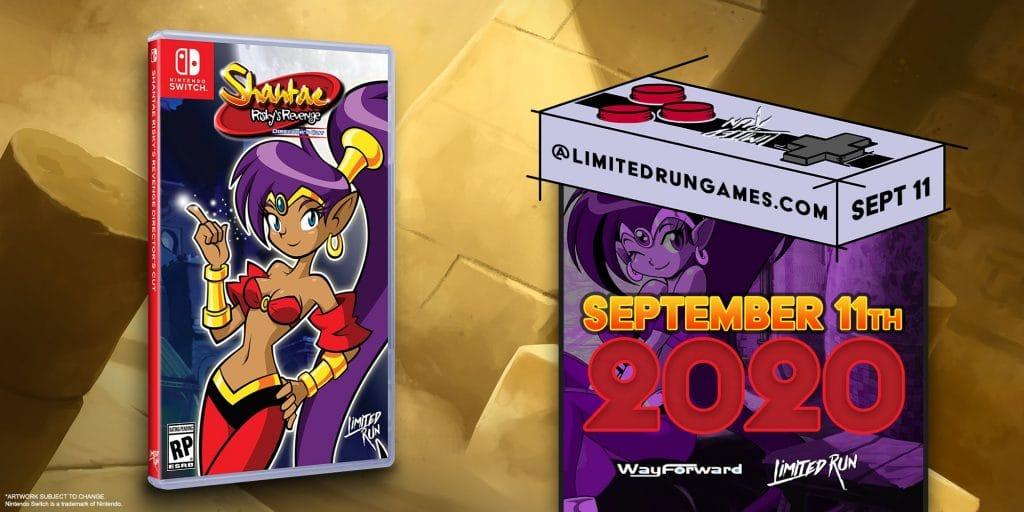 Shantae Risky Revenge Switch Lrg