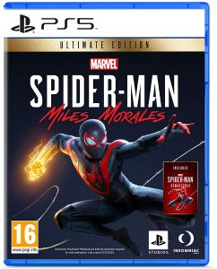 Spider Man Miles Morales Edition Ultimate PS5