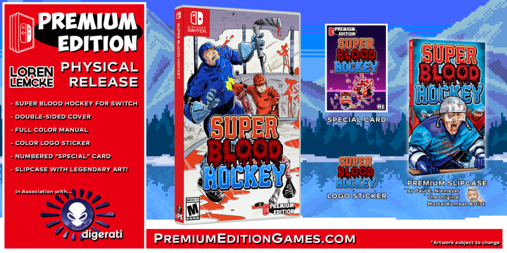 Super Blood Hockey Switch