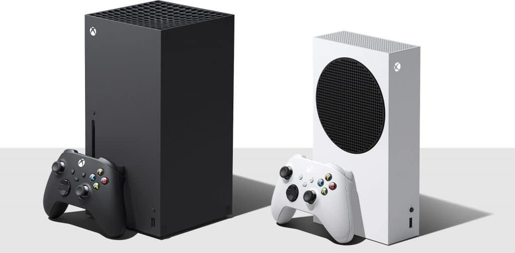 Xbox Series S X Pad