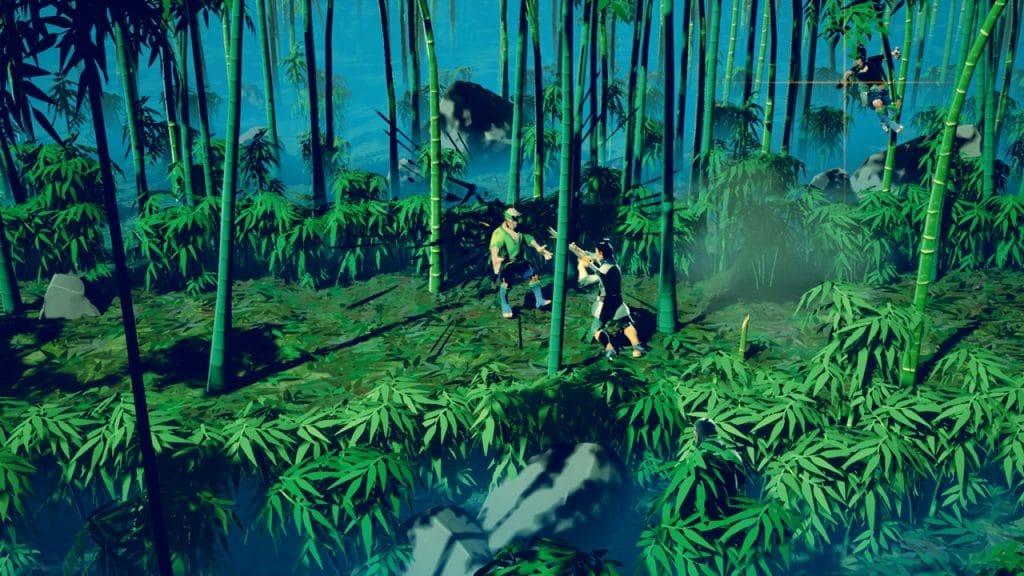 9 Monkeys Of Shaolin Screen 02