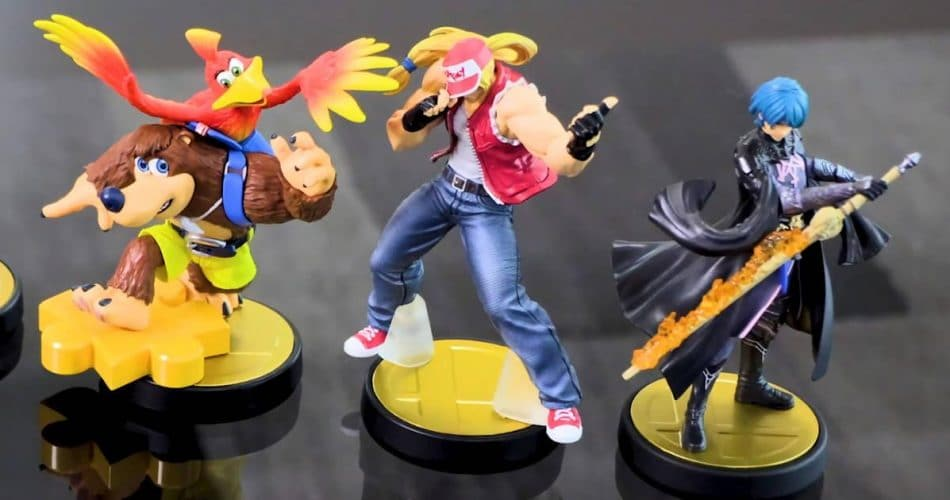 Amiibo Super Smash Bros 2021