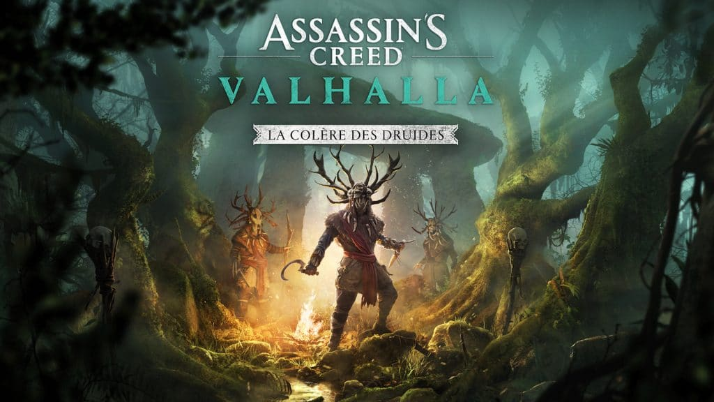 Assassins Creed Valhalla Druids