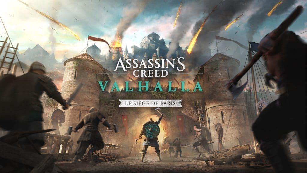 Assassins Creed Valhalla Paris
