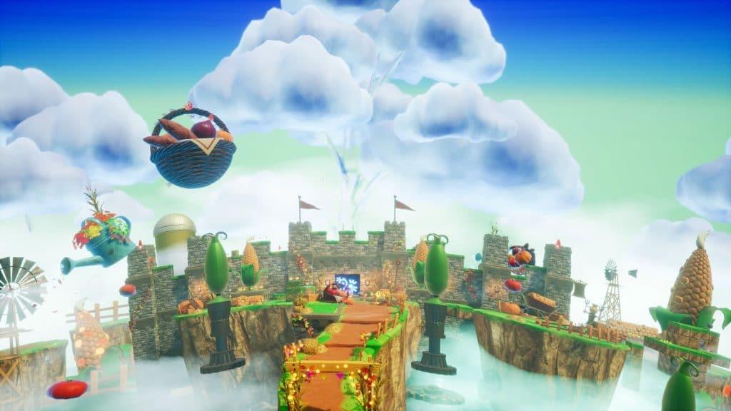Balan Wonderworld Screen 04