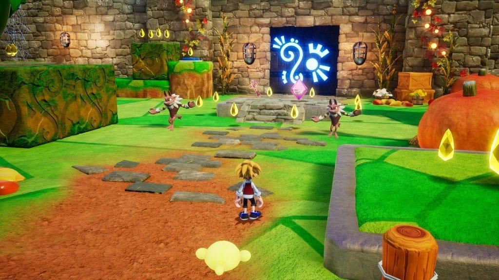 Balan Wonderworld Screen 08