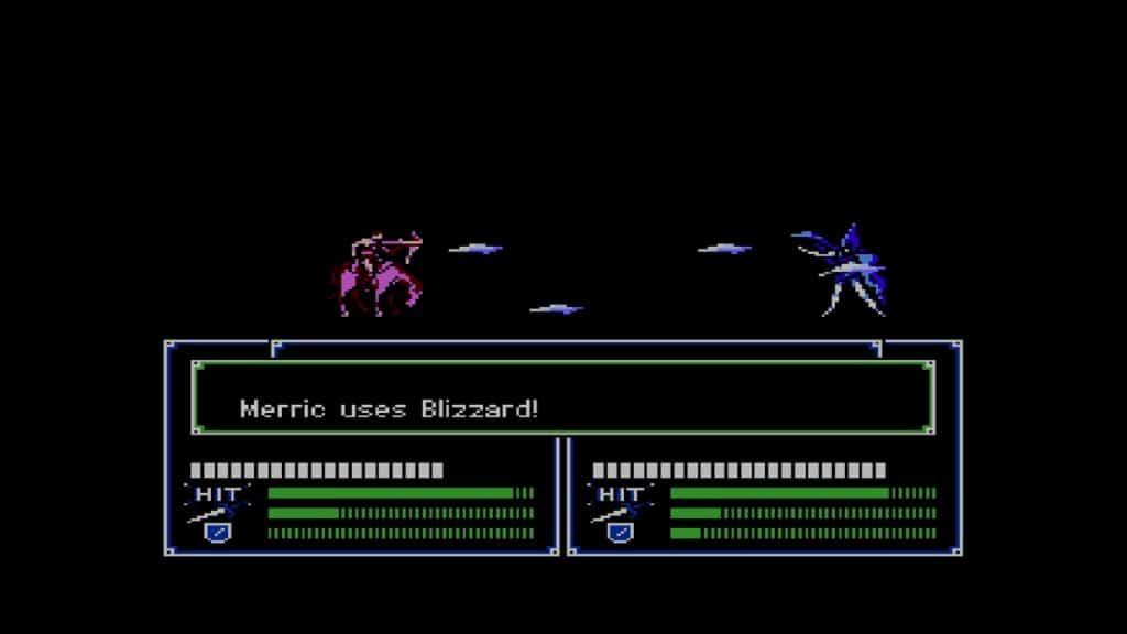 Fire Emblem Shadow Dragon Battle Merricblizzard