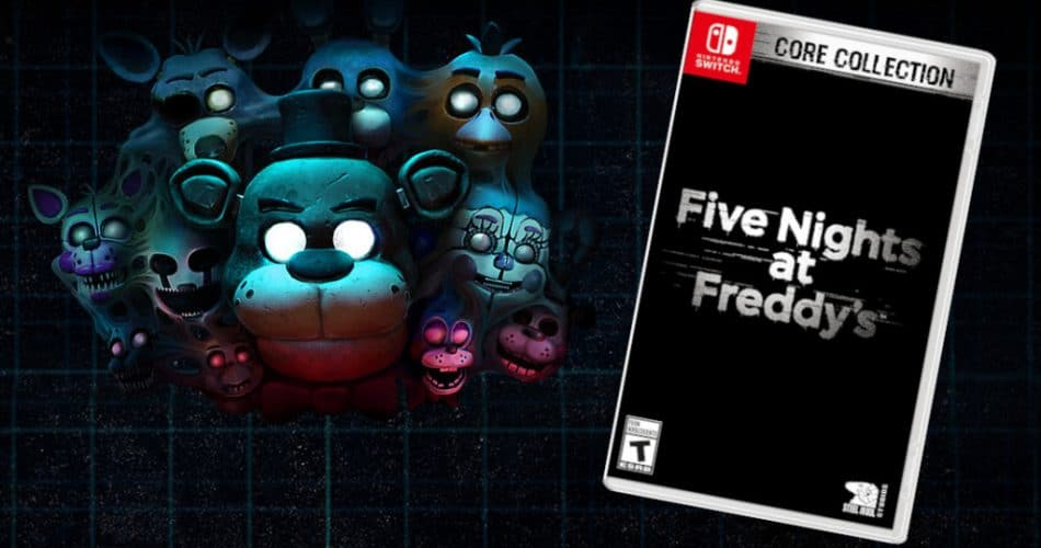 Five Night Freddy Core Collection
