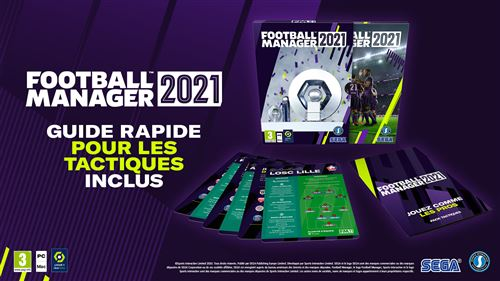 Football Manager 2021 Edition Limitee