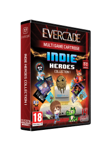 Indie Heroes Collection 1 Evercade