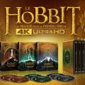 Le Hobbit Coffret Blu Ray 4k