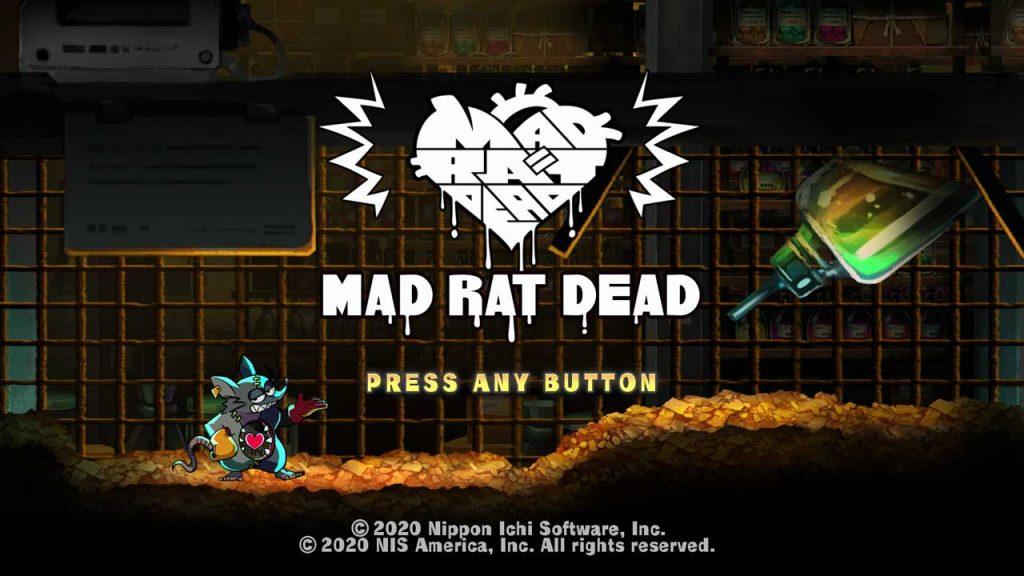 Mad Rat Dead Screen 05