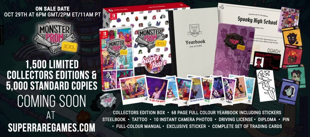 Monster Prom Xxl Collector
