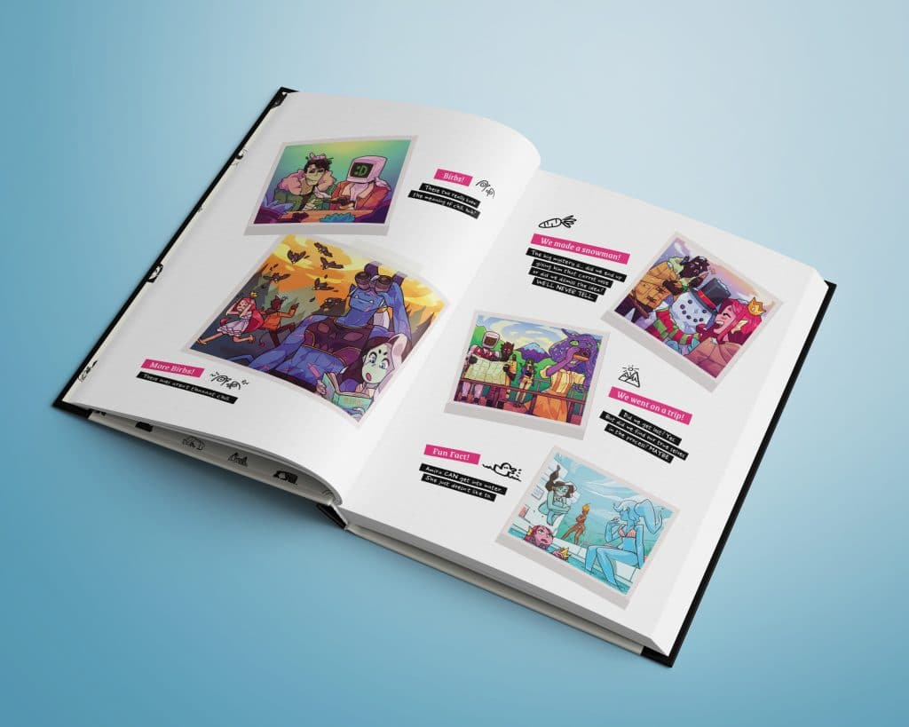 Monster Prom Xxl Yearbook Asset 3