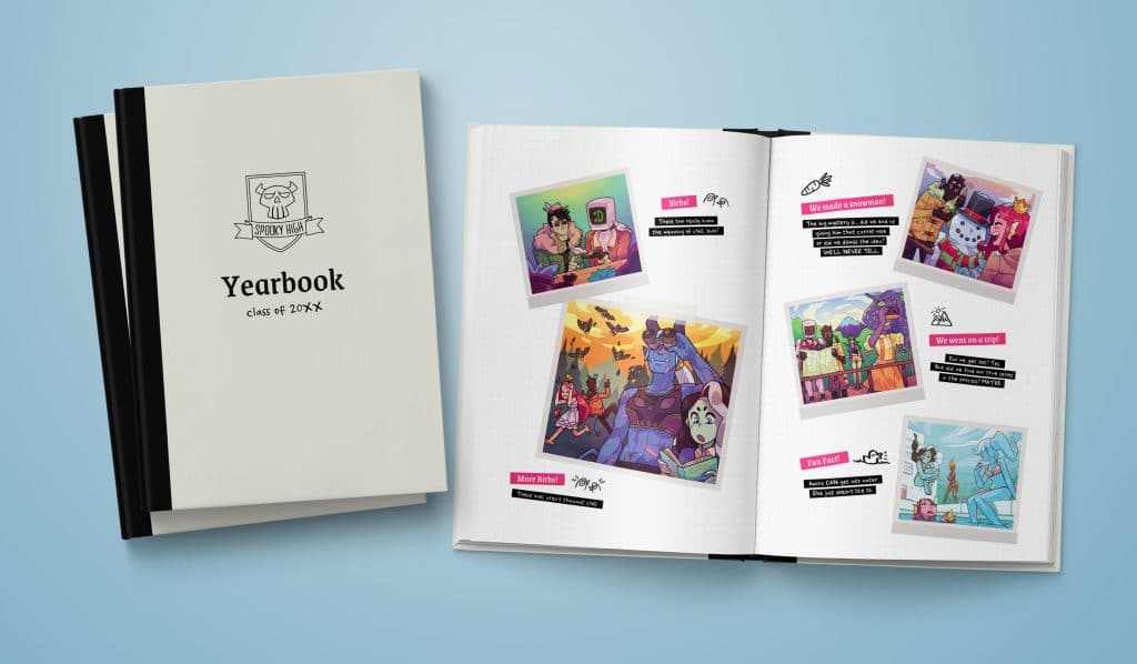 Monster Prom Xxl Yearbook Asset 5