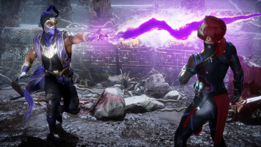 Mortal Kombat 11 Ultimate Rain 2
