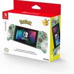 Split Pad Pro Pokemon Pikachu Evoli