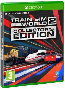 Train Sim World 2 Collector Xbox One