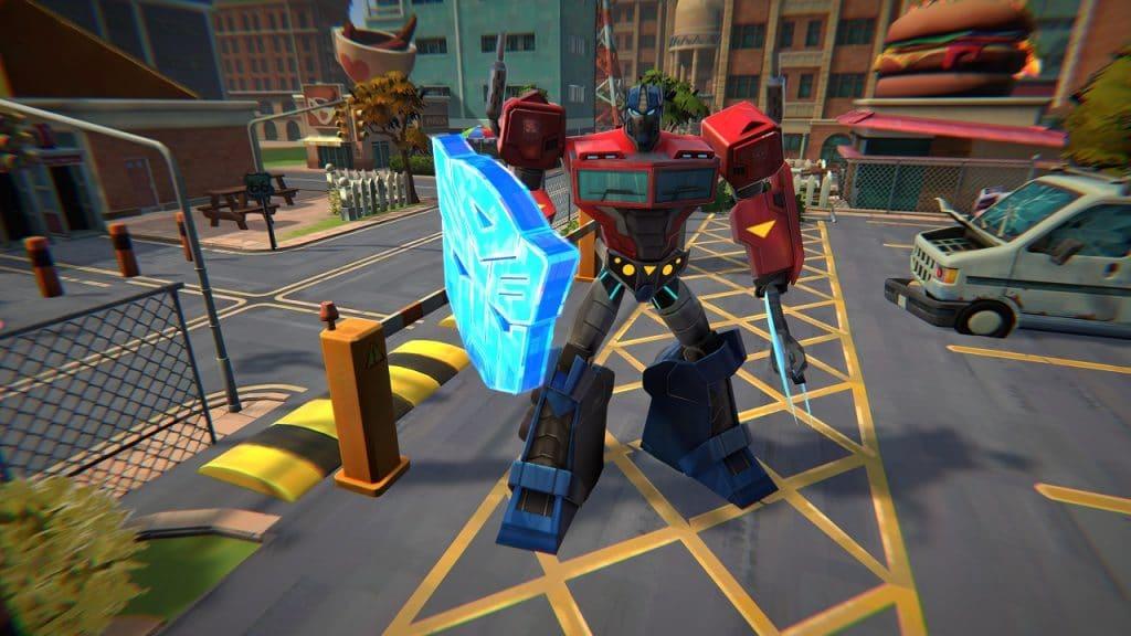 Transformers Battlegrounds Screen 02