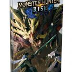 Bonus De Precommande Steelbook Monster Hunter Rise