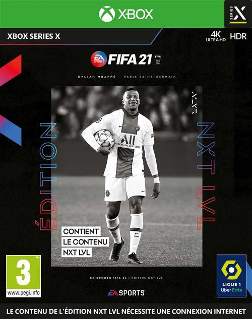 FIFA 21 Xbox Series X