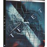 Tenet Steelbook Blu Ray 4k Ultra HD