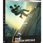 Tenet Steelbook Edition Speciale Fnac Blu Ray 4k Ultra HD