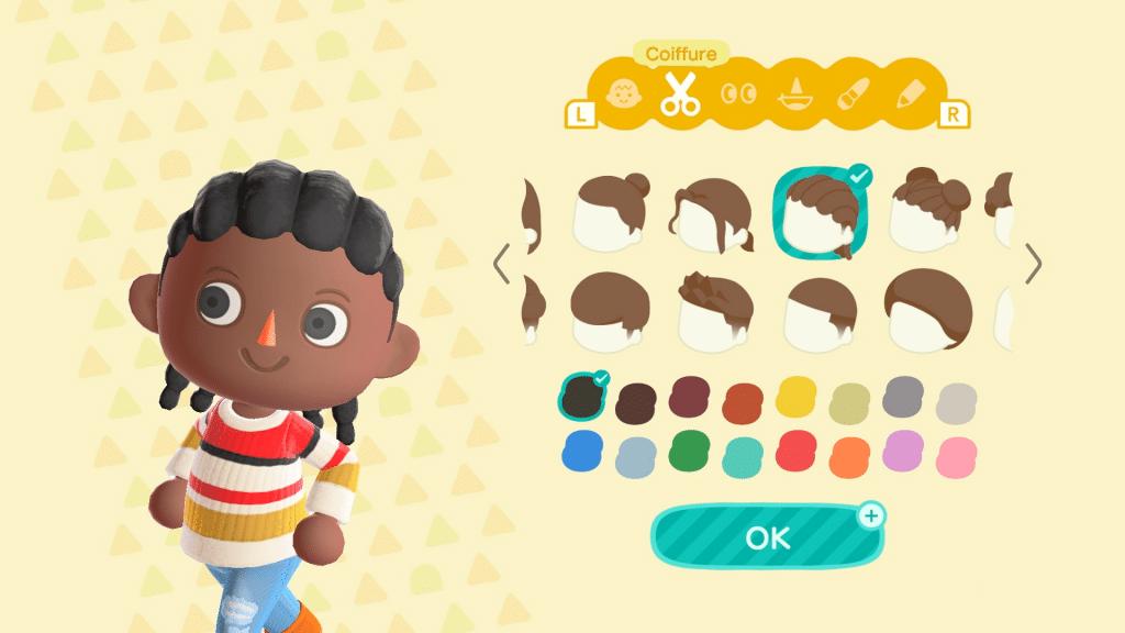 Animal Crossing New Horizons Winter Screen 06