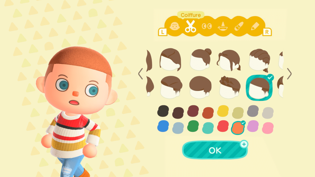 Animal Crossing New Horizons Winter Screen 07