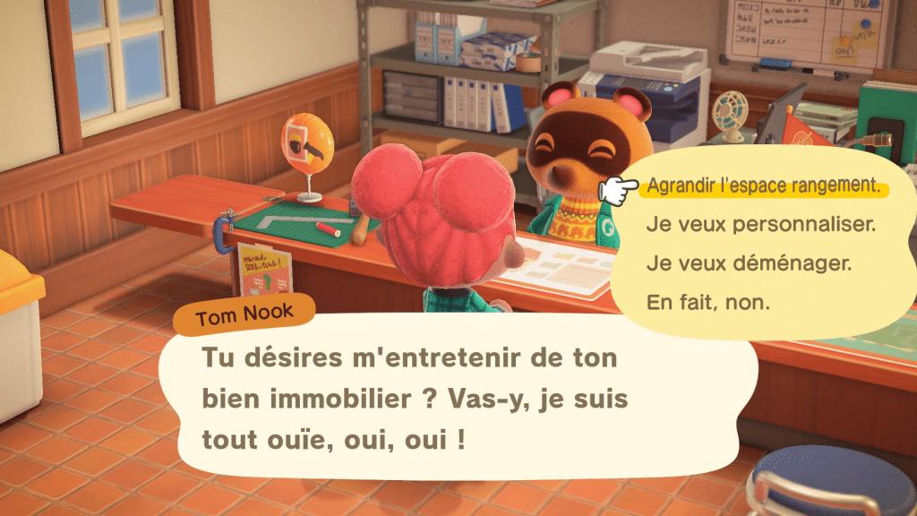 Animal Crossing New Horizons Winter Screen 12