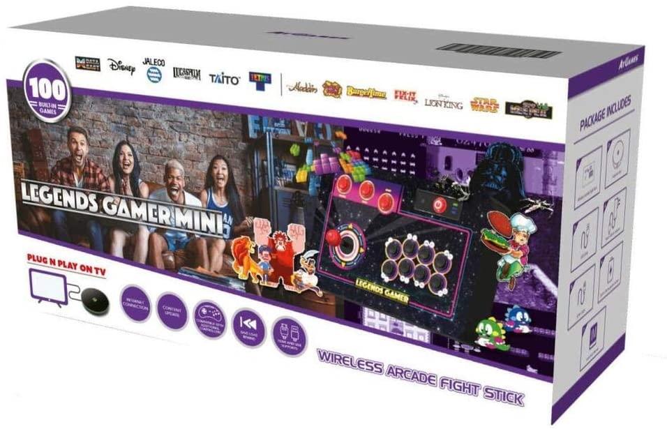 Arcade Legends Gamer Edition Mini