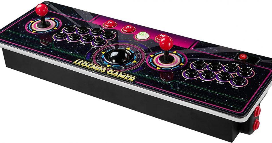 Arcade Legends Gamer Edition Pro Stick