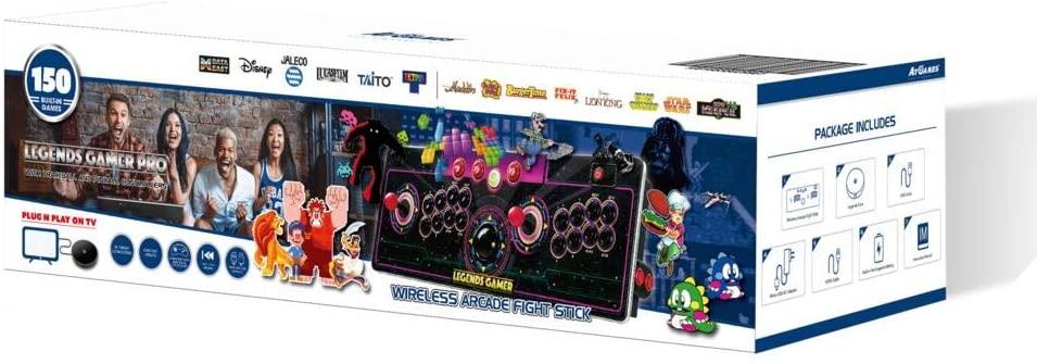 Arcade Legends Gamer Edition Pro