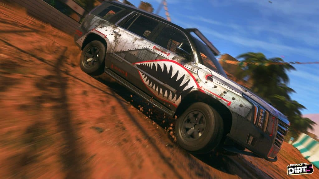 Dirt 5 Escalade2
