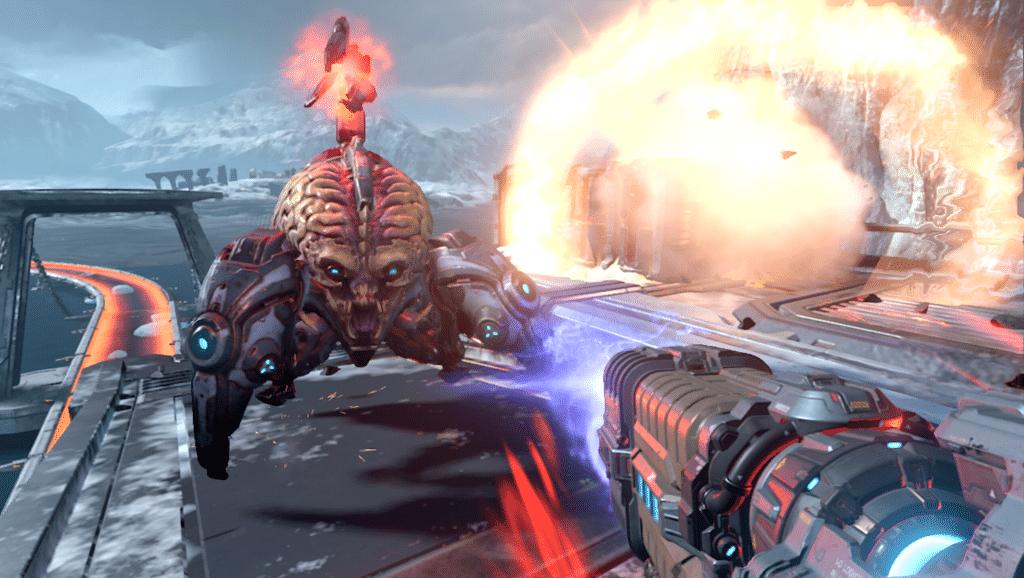 Doom Eternal Switch Arachnotron