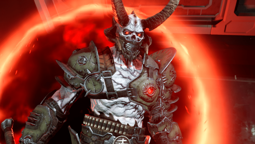 Doom Eternal Switch Marauder