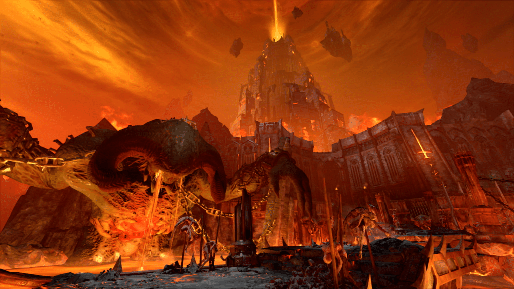 Doom Eternal Switch Metalhell
