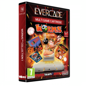 Evercade Worms Collection Pack