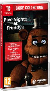 Five Nights Freddy Core Collection Switch