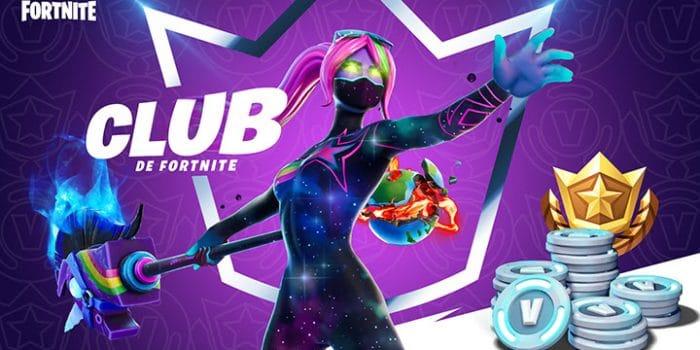 Fortnite Club
