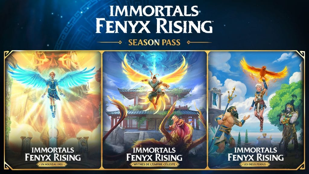 Immortals Fenyx Rising Dlc Season Pass