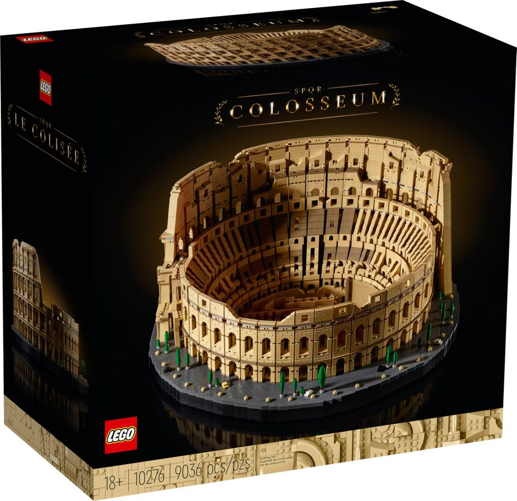 Lego Colisee Package