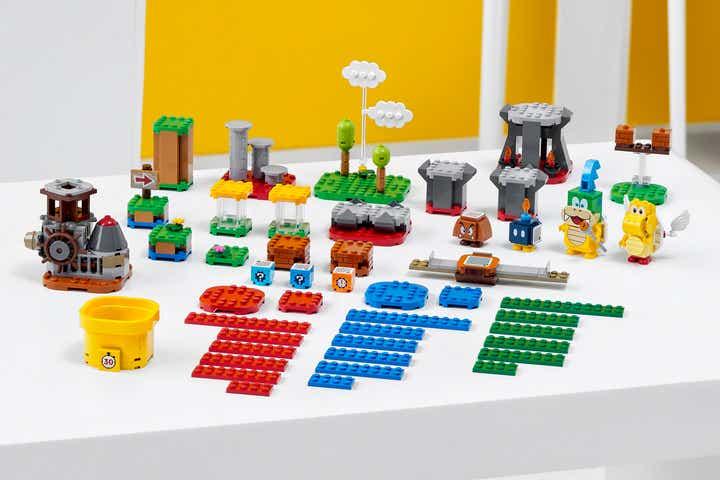 Lego Super Mario 2021 1