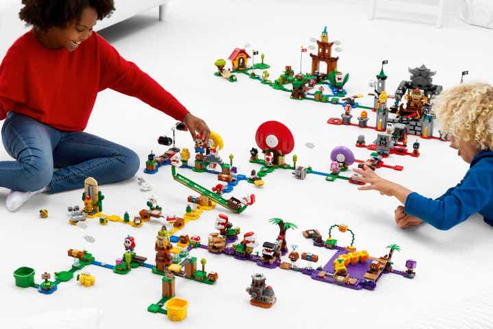 Lego Super Mario 2021 5